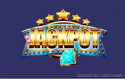 Jackpot Bonus Behance Fonts Frame Photoshop