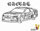 Nascar Coloring Pages Cars Sports Race Fast Sheets Boys Cool Yescoloring Fan Mega Colors Adult Ferrari sketch template
