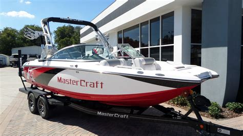 X25 Boat by Mastercraft X25 Brand New Boat Pro Package And Gen2 Surf