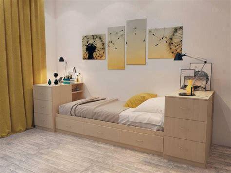 tetes de lit avec rangement integre pour votre chambre