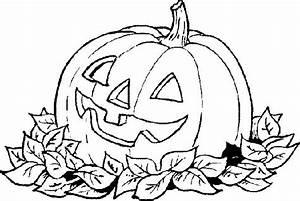 Citrouille Halloween Dessin : coloriage halloween citrouille les beaux dessins de ~ Melissatoandfro.com Idées de Décoration