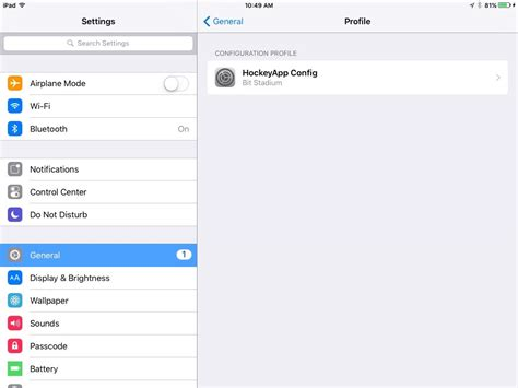 how to install profile on iphone ios ios9 untrusted enterprise developer with no option