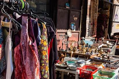 Flea Garage Money Market Sell Stuff Entrepreneur