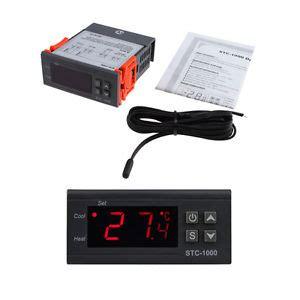 digital stc 1000 all purpose temperature controller thermostat aquarium w sensor