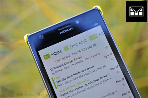 gmail app for windows phone metromail becomes the featured gmail app for