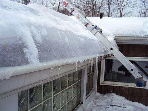 Ice Dams, Roof Repairs & Yearround Roof Maintenance Tips