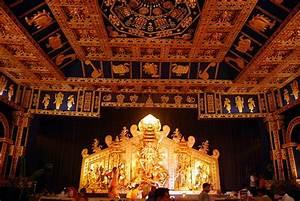 Top 8 Durga Puja Decoration Ideas - Pooja Room and Rangoli