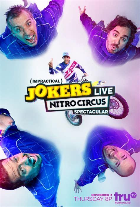 impractical jokers tv poster    imp awards