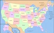 Map of The United States in Esperanto – Brilliant Maps