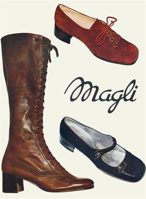 Sepatu Bruno Magli Made In Italy 1970 the boot made in italy thehistorialist