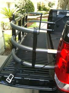 attatching the bed extender nissan titan forum