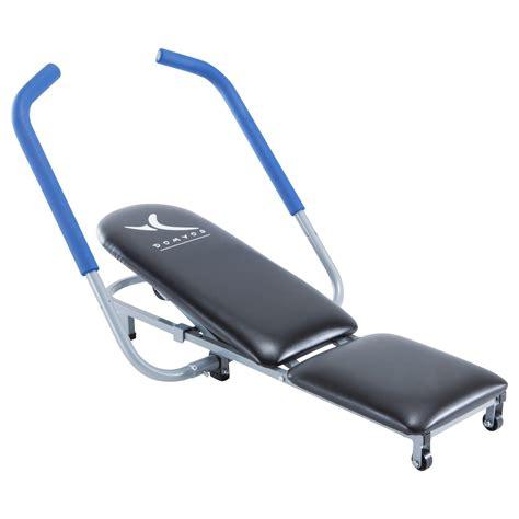 Appareil A Abdominaux Guide Fitness Ab 350  Domyos By