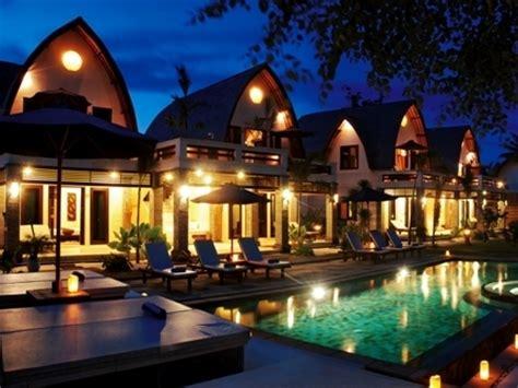 Vila Ombak Hotel Di Gili Trawangan, Lombok Utara