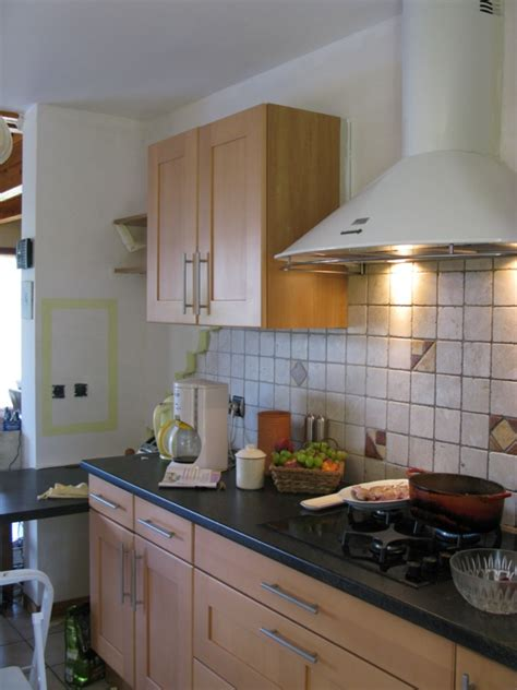 photo deco cuisine decoration cuisine hetre