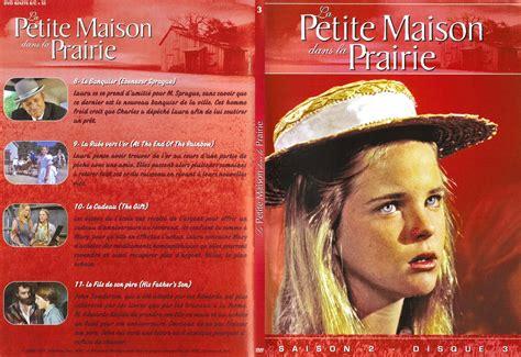 jaquette dvd de la maison dans la prairie saison 2 vol 3 cin 233 ma