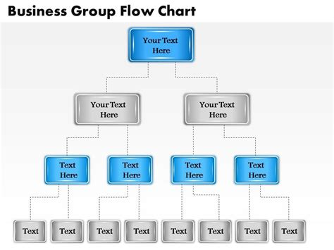 PowerPoint Flow Chart Template