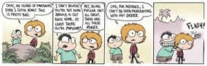 Daily Poptropica Comic - Funbrain.com