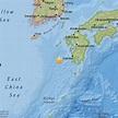 日本九州外海不平靜 又傳規模5.7地震 - 國際 - 自由時報電子報