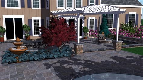 Design Your Backyard Virtually by Visionscape Interactive Llc Transforms Landscape Design