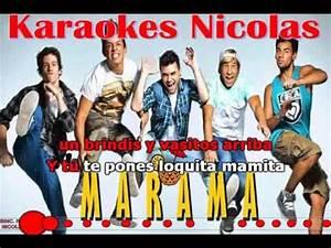 MARAMA LOQUITA (Promocion del karaoke) Doovi