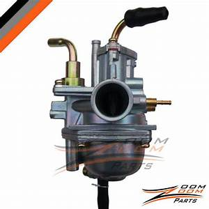 Carburetor Eton Beamer Ii 50 Moped Scooter 50cc Manual