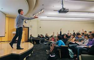 Stanford Splash ushers students into the role of teachers ...