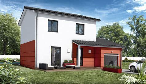 modele maison confort mod 232 les de maisons contemporaines maisons bati constructeur maisons individuelles midi