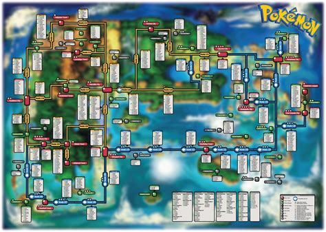 Find All Pokmon With A Handy Omega Ruby Alpha Sapphire