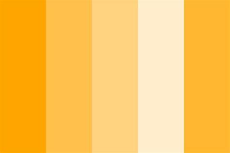 light orange color light oranges color palette