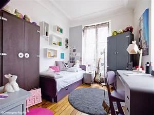 deco chambre pour 2 filles With une belle chambre de fille