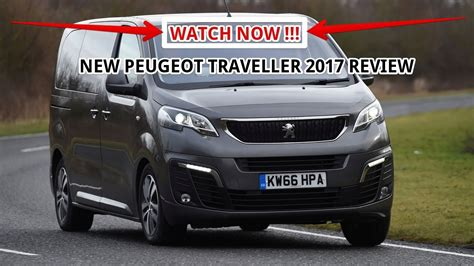 Peugeot Watches Review by Now New Peugeot Traveller 2017 Review