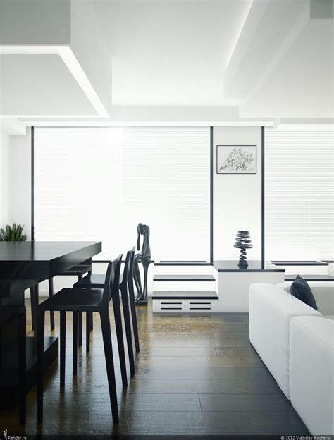 black and white home interior black and white modern decor interior design ideas