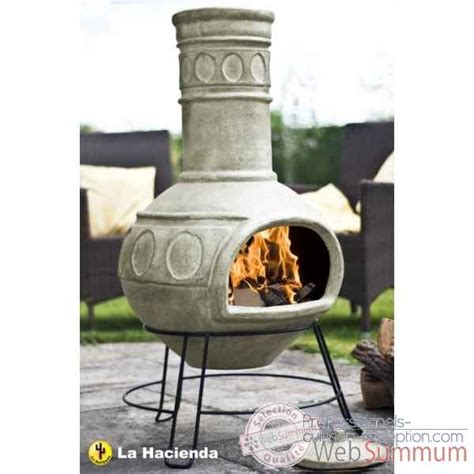 la cuisine mexicaine cheminée mexicaine et barbecue en argile jumbo circles