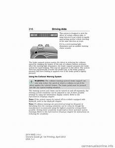 Lincoln Mks 2014 Owners Manual
