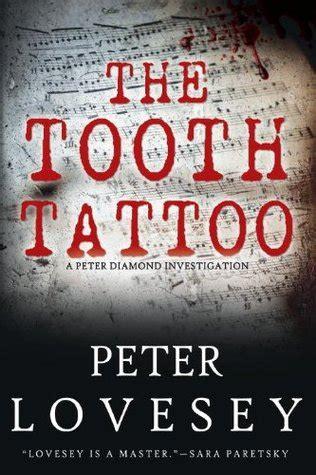 tooth tattoo peter diamond   peter lovesey