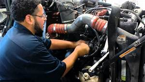 Alternator Removal Kenworth T2000