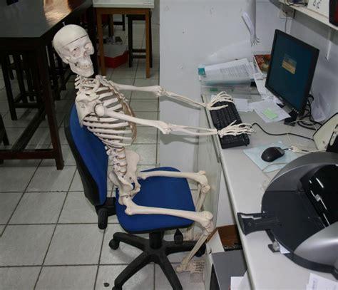 ordinateur bureau complet squelette bureau daily