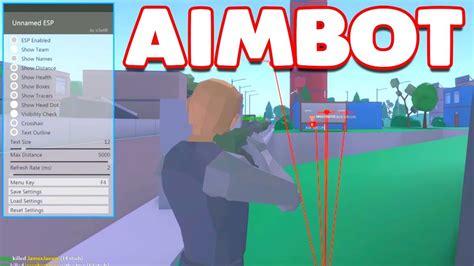 aimbot  strucid roblox youtube