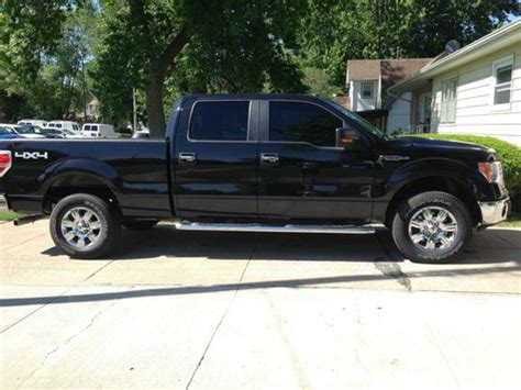 2012 F 150 Xlt by Buy Used 2012 Ford F 150 Xlt Crew Cab 4 Door 5 0l