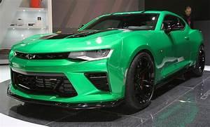 Chevrolet Camaro Track Concept  Genfer Autosalon 2017