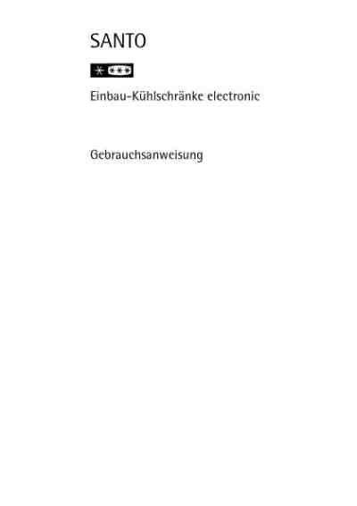 Kühlschrank Zum Einbauen by Aeg Sk912454ik 195 188 Hlschrank Handbuch In