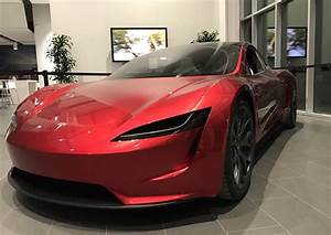 The Upcoming Tesla Roadster Is A Dream Come True For CGI Artists