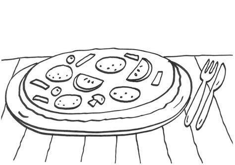Kleurplaat Hupie by Kostenlose Malvorlage Menschen Und Ihr Zuhause Pizza Zum