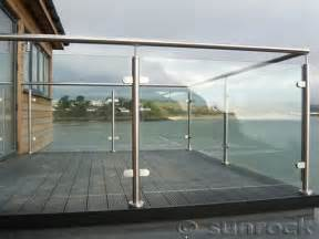Porch Support Post by 36 Best Images About Glass Balustrade Balcony On Pinterest