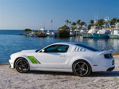 Mustang Roush Ford Stage Side Mustangs Cars