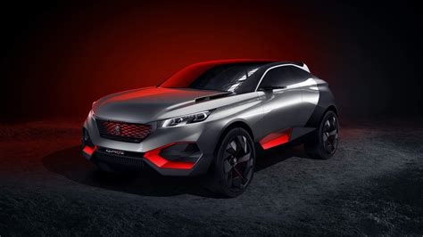 peugeot car 2014 peugeot quartz concept 2 wallpaper hd car wallpapers