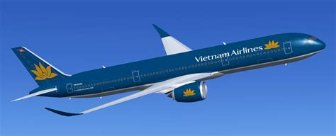 Vietnam Airlines Airbus A350-900 XWB for FSX
