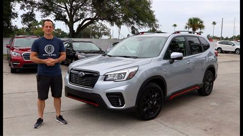 2019 Subaru Forester Sport 2 by Is The 2019 Subaru Forester Sport Worth The Wait Raiti