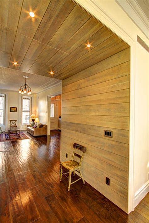 styling  wood paneled space