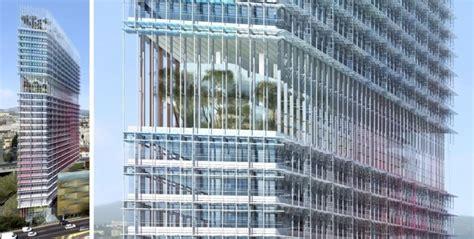 immeuble de bureaux tour la marseillaise quai d 39 arenc jean nouvel marseille